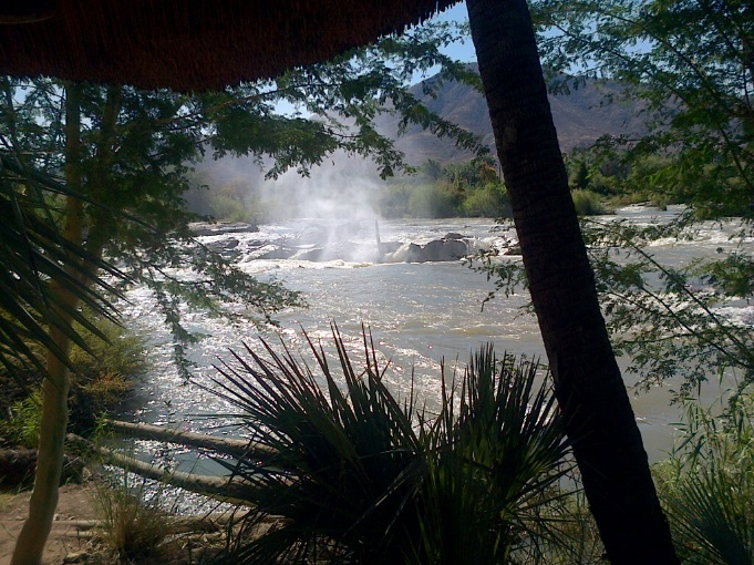 Epupa Falls, Namibia Retire Successfully