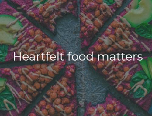 Heartfelt food matters