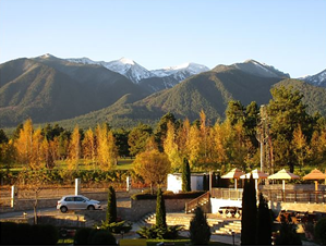 Autumn scenery from Bulgaria