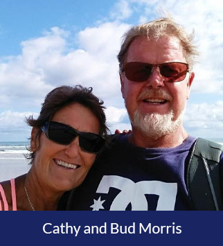 Cathy and Bud Morris